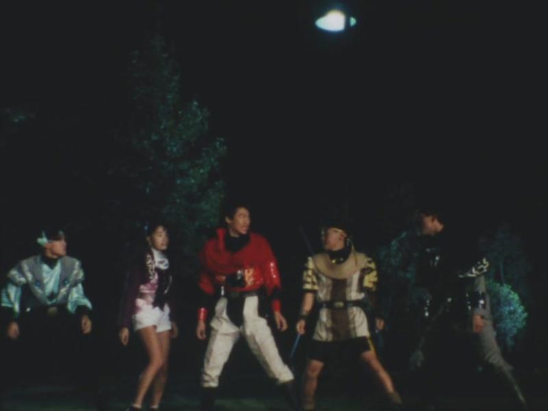 Zyuranger 43 - Toku-Onna